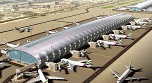 Image result for Pictures of Dubai airport operation