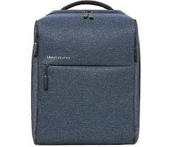 Купить Рюкзак <b>Xiaomi Mi City Backpack</b>, полиэстр, <b>синий</b> по ...