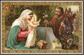 Resultado de imagen de san jose sagrada familia dia del padre