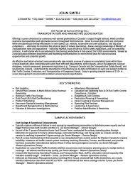 logistics coordinator resumes   riixa do you eat the resume last executive transportation coordinator resume sample
