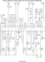 2004 chevrolet truck silverado 1500 4wd 5 3l mfi ohv 8cyl repair 1998 00 lumina monte carlo 3 8l vin k engine schematic