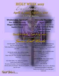 announcements st john s holy week flyer middot alabama congressional delegation