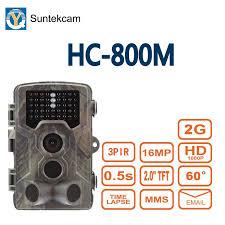 <b>SUNTEKCAM HC</b> 800M <b>Hunting Trail</b> Camera Wildlife 2G MMS ...