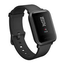 <b>Умные часы Xiaomi Amazfit</b> Bip (черный) — купить в интернет ...