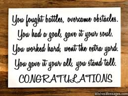 Graduation Quotes and Messages: Congratulations for Graduating ...