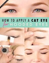 cat eyeliner for hooded eyes makeup monolid eyes how to apply cat eyeliner hooded cat eye hooded asian master eyeliner eye liner for hooded eyes