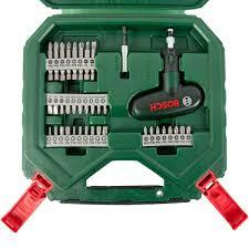 Набор оснастки <b>Bosch X</b>-<b>Line</b> 2607010610, <b>54</b> шт. в Кемерове ...