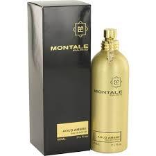<b>Montale Aoud Ambre</b> Perfume by Montale - Buy online | Perfume.com