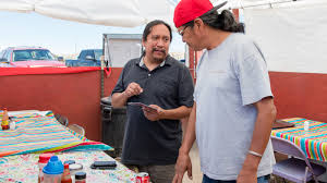 spreading the word obamacare is for native americans too shots spreading the word obamacare is for native americans too shots health news npr
