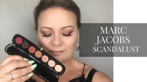 <b>Marc Jacobs Scandalust</b> Eye Shadow Palette - YouTube