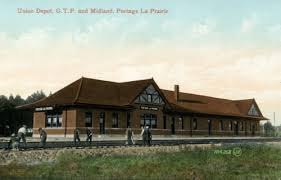 Portage la Prairie station