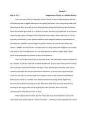 sanctuary cities essay   period  november   chapter    pages importance of peter essay