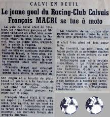 Guidoni Jean - N°547 - Hommage à François Marchi - corsicafoot - 72801581