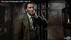 Image result for images from the curse of frankenstein