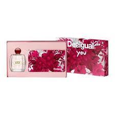 <b>Desigual You</b> Eau De Toilette Spray 100ml Set 2 Pieces 2017 - Buy ...