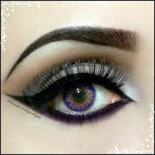 beautiful arabic smokey eyes makeup tips pictures and eye lenses in stan