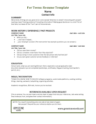 example teenager resume example teenager sample teen resume teenage resume sampleresume template resume template sample teen resume sample teen resumes midrglux