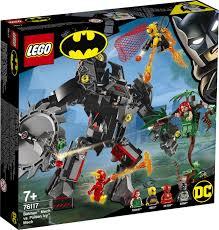 <b>Конструктор LEGO</b> DC Comics Super Heroes 76117 <b>Робот</b> ...