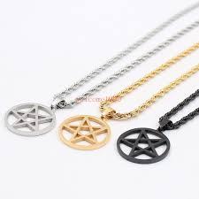 Silver/<b>Gold</b>/<b>Black</b> Trendy 4mm <b>22 Inch</b> ROPE Chain Stainless Steel ...