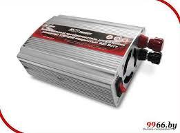 <b>Автоинвертор AVS IN-400W</b> (<b>400Вт</b>) A80684S с 12В на 220В ...