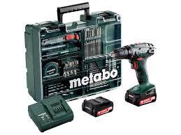 <b>Электроинструмент Metabo BS</b> 14 4 2х1 3 LiIon 10mm SC60 ...