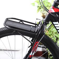 Outlife Aluminum alloy Lightweight Bicycle Front Rack Goods ...