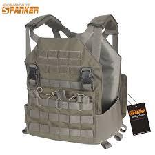 EXCELLENT ELITE SPANKER <b>Outdoor Tactical Molle Vest</b> Plate ...