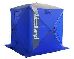 <b>Зимняя палатка куб WOODLAND</b> ICE FISH 4 - в магазине pohod ...