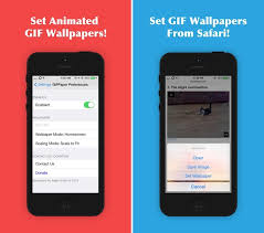 How To Set Animated GIF As Wallpaper On iPhone Running iOS 7 ... via Relatably.com
