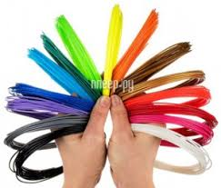 <b>Аксессуар</b> U3Print PLA-пластик 16 цветов