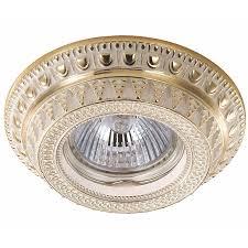 <b>Встраиваемый светильник Novotech Vintage</b> 370007 — купить в ...