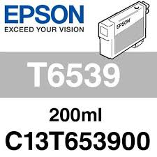<b>Epson T6539 Light Light Black</b> Ink Cartridge | Wex Photo Video
