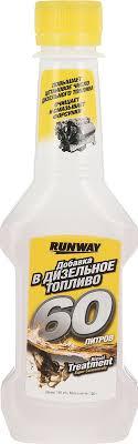 """Добавка в дизельное топливо <b>Runway</b> """"2X"""", 150 мл — купить в ..."""
