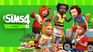 The Sims™ 4 Toddler Stuff   Mac PC Origin Загружаемый контент ...