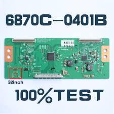<b>Free Shipping 1pcs</b> LCD 6870C 0401B Logic board 37/42/47/55 ...