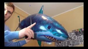 Летающая <b>Акула</b> на радиоуправлении - YouTube