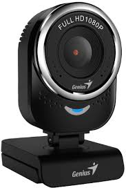 Купить <b>веб</b>-<b>камеру Genius QCam 6000</b> Black по выгодной цене в ...