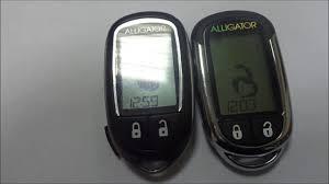 Сравнение брелков сигнализации <b>Alligator C</b>-<b>5</b> и <b>Alligator</b> C-500 ...
