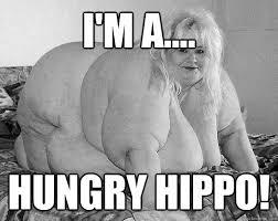 I'm a.... Hungry hippo! - Misc - quickmeme via Relatably.com