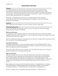 how to write an interview essay example example of an interview writing an interview essay gxart orgbest photos of examples of writing an interview how to