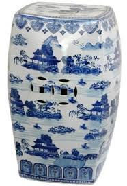 get quotations oriental furniture distinctive oriental accessories 18 inch blue and white chinese porcelain garden stool cheap oriental furniture