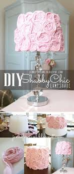 shabby chic diy bedroom furniture ideas diy shabby chic lampshade by diy ready at http bedroom furniture shabby chic