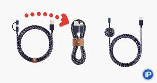 Почему всем нравятся <b>кабели Native</b> Union? Сам подсел