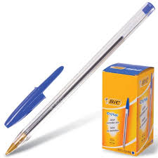 """Купить <b>Ручка шариковая BIC """"Cristal</b>"""", СИНЯЯ, корпус ..."""