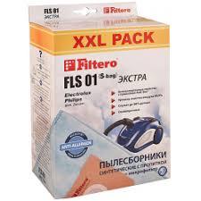 Отзывы о <b>Пылесборники Filtero FLS</b> 01