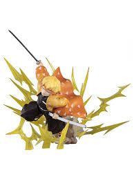 <b>Фигурка Figuarts ZERO</b> Demon Slayer: Kimetsu no Yaiba Zenitsu ...
