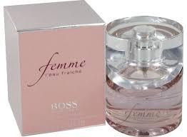 Boss <b>Femme L'eau</b> Fraiche by <b>Hugo Boss</b> - Buy online | Perfume.com