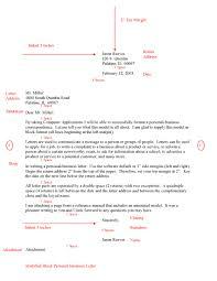 sample modified work letter resume sample sample modified work letter internship acceptance letter sample format blockletter format modifiedlblockpersonalbusinessletterex blockletter