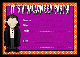 halloween party templates for invitations com invitations templates for word halloween party templates the world s catalog of ideas