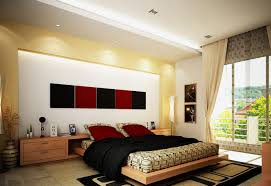 architecture casual private bedroom design